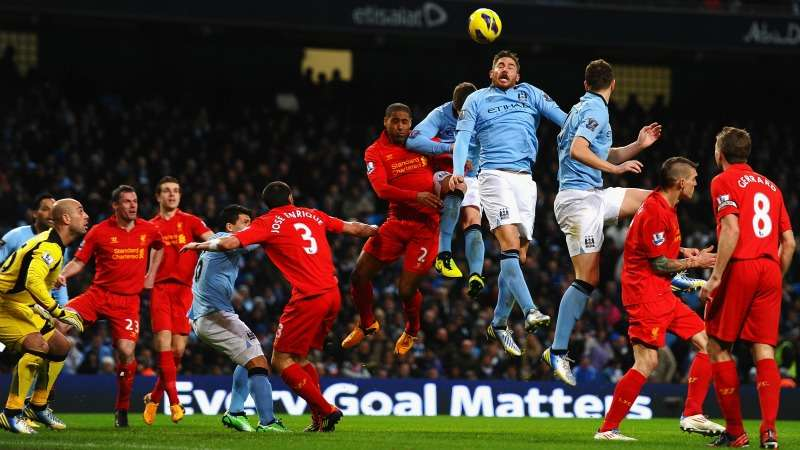 Man City vs Liverpool ngày 9/9/2017 giải Ngoại Hạng Anh