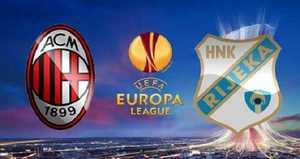 Link xem trực tiếp, link sopcast Milan vs Rijeka đêm nay 29/9/2017 UEFA Europa League