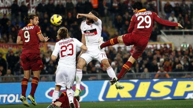 Milan vs Roma đêm nay 1/10/2017 VĐQG Italia Ý - Serie A