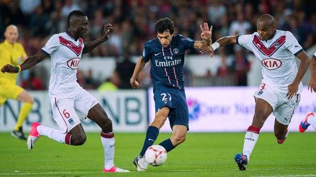 PSG vs Bordeaux đêm nay 30/9/2017 giải vô địch Ligue 1