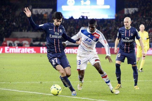 PSG vs Lyon ngày 18/9/2017 giải vô địch Ligue 1