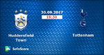 Link xem trực tiếp, link sopcast Tottenham vs Huddersfield tối nay 30/9/2017 Ngoại Hạng Anh