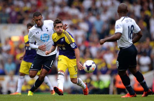 Tottenham vs Swansea City ngày 16/9/2017 giải Ngoại Hạng Anh