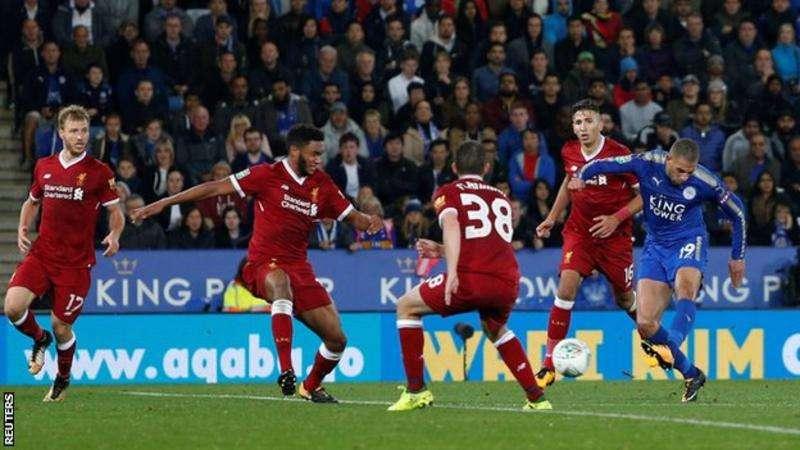 Liverpool (áo đỏ) lại một lần nữa gây thất vọng