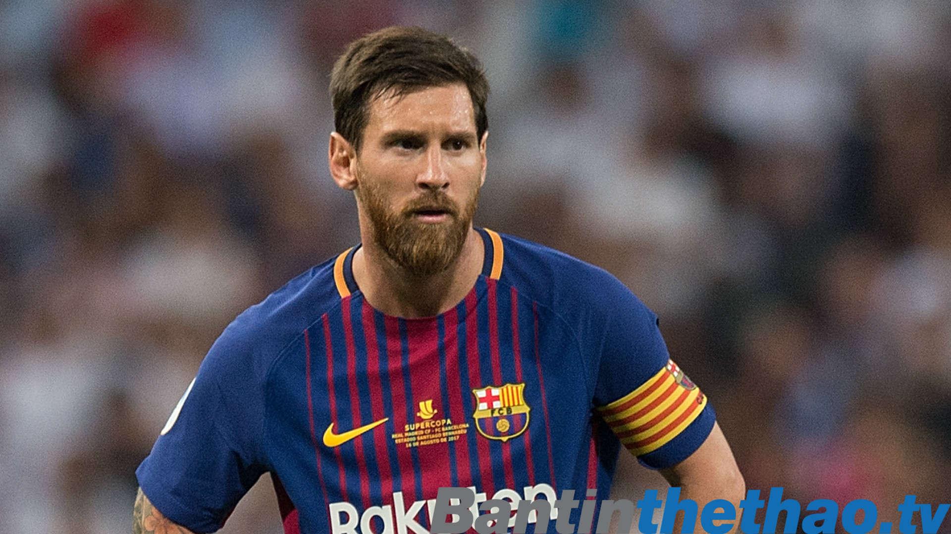 Messi đang chơi cho Barca dưới hình thức bản đồng mới mà anh và Barca đã thỏa thuận