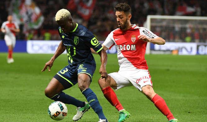 Monaco cần đánh bại Lille nếu không muốn bị PSG bỏ xa