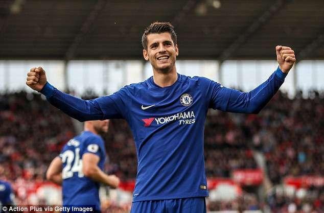 Morata sẽ không cùng chung số phận với Torres ở Chelsea