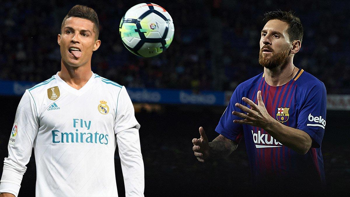 Ronaldo và Messi mang hai hình ảnh trái ngược về tinh thần tập thể
