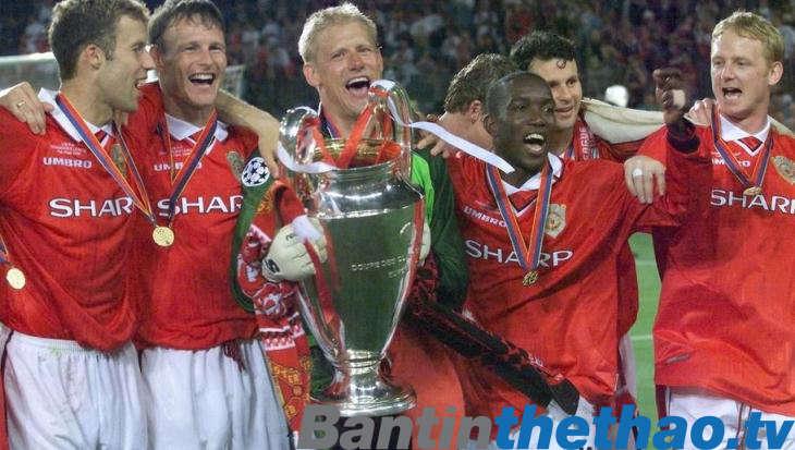 M.U vô địch Champions League một cách không tưởng vào năm 1999