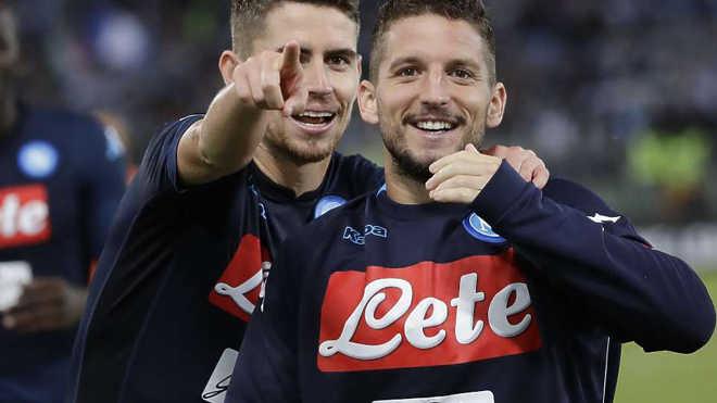 Vẫn chỉ có Napoli là đối trọng của Juve trong cuộc đua giành Scudetto