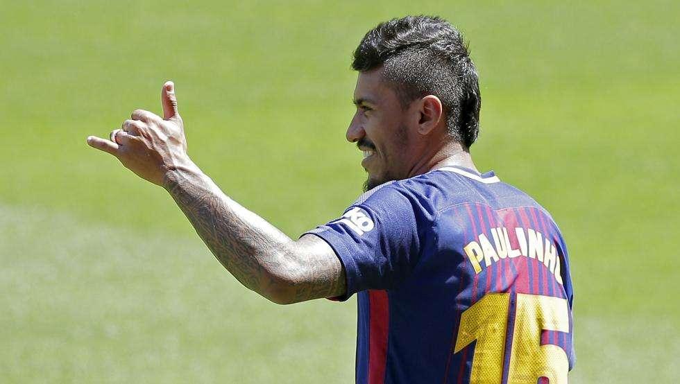 Paulinho liệu có tiếp tục tỏa sáng như những trận đấu trước đấy?
