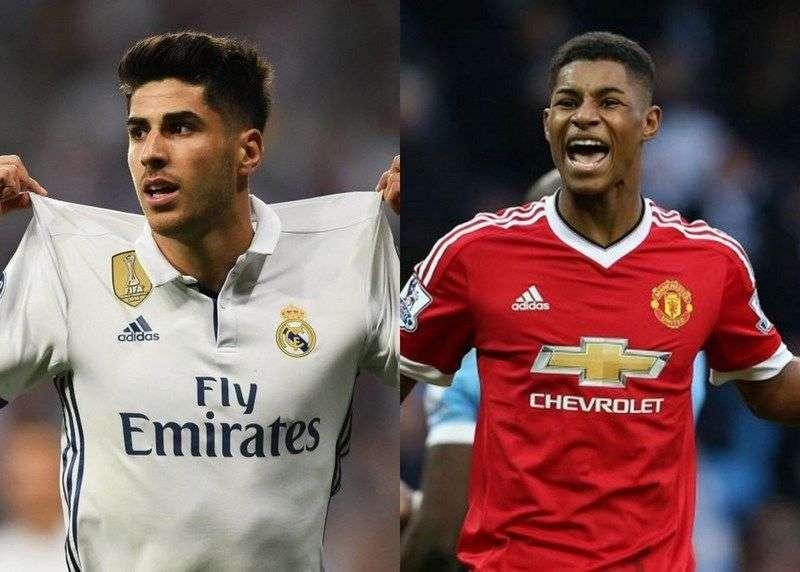 Asensio và Rashford có thể thay thế Messi và Ronaldo trong tương lai
