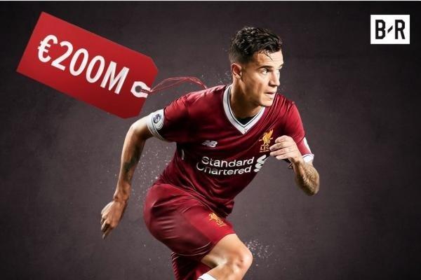 Liverpool không hề hét giá 200 triệu euro như Barca tuyên bố