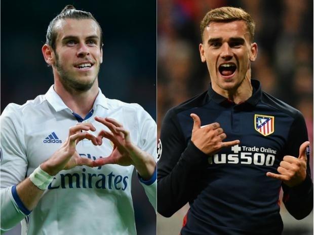 Real Madrid đẩy Mourinho và MU vào tình thế tiến thoái lưỡng nan giữa Bale và Griezmann