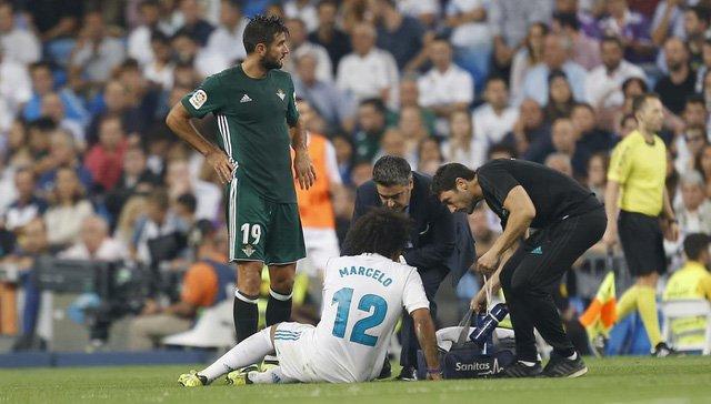 Real Madrid gặp vấn đề lớn vì chấn thương và thẻ phạt