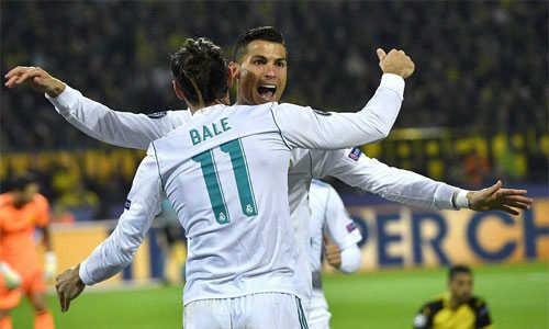 Gặp các đối thủ Đức, Ronaldo nối dài thêm kỳ tích
