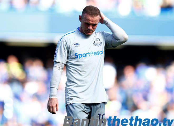 Nhiều khả năng Rooney sẽ bị HLV Koeman phạt nặng