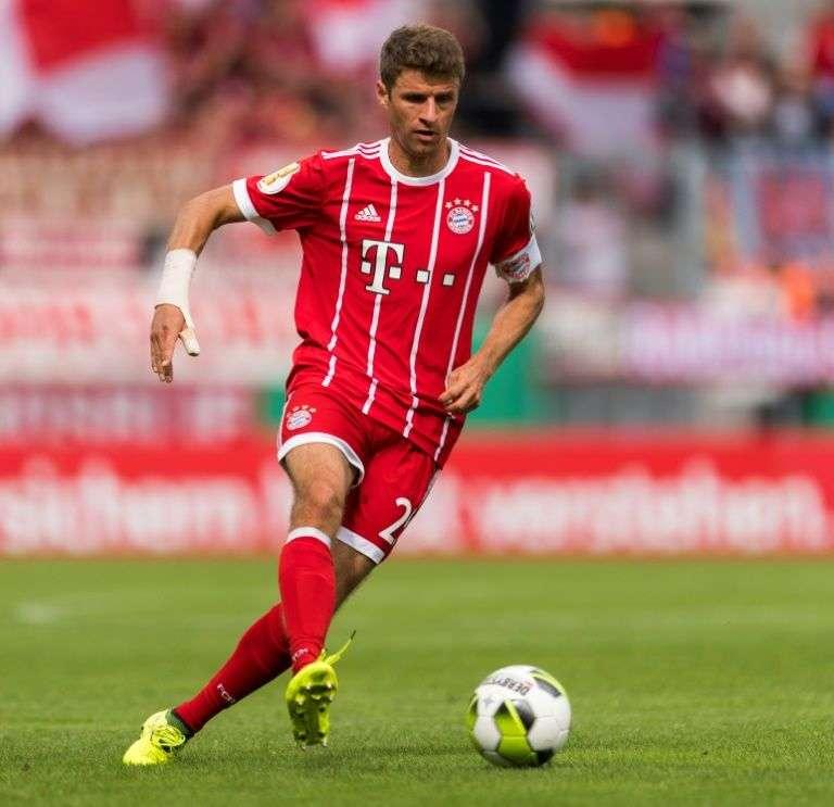 Thomas Mueller đang không hạnh phúc ở Bayern Munich
