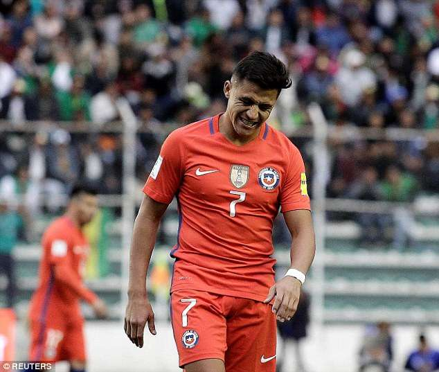 Sanchez muốn gia nhập Man City