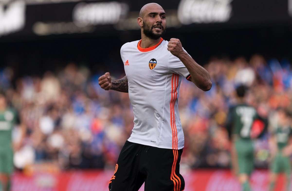 """Zaza đã ghi bàn thắng """"quý như vàng"""" cho Valencia"""
