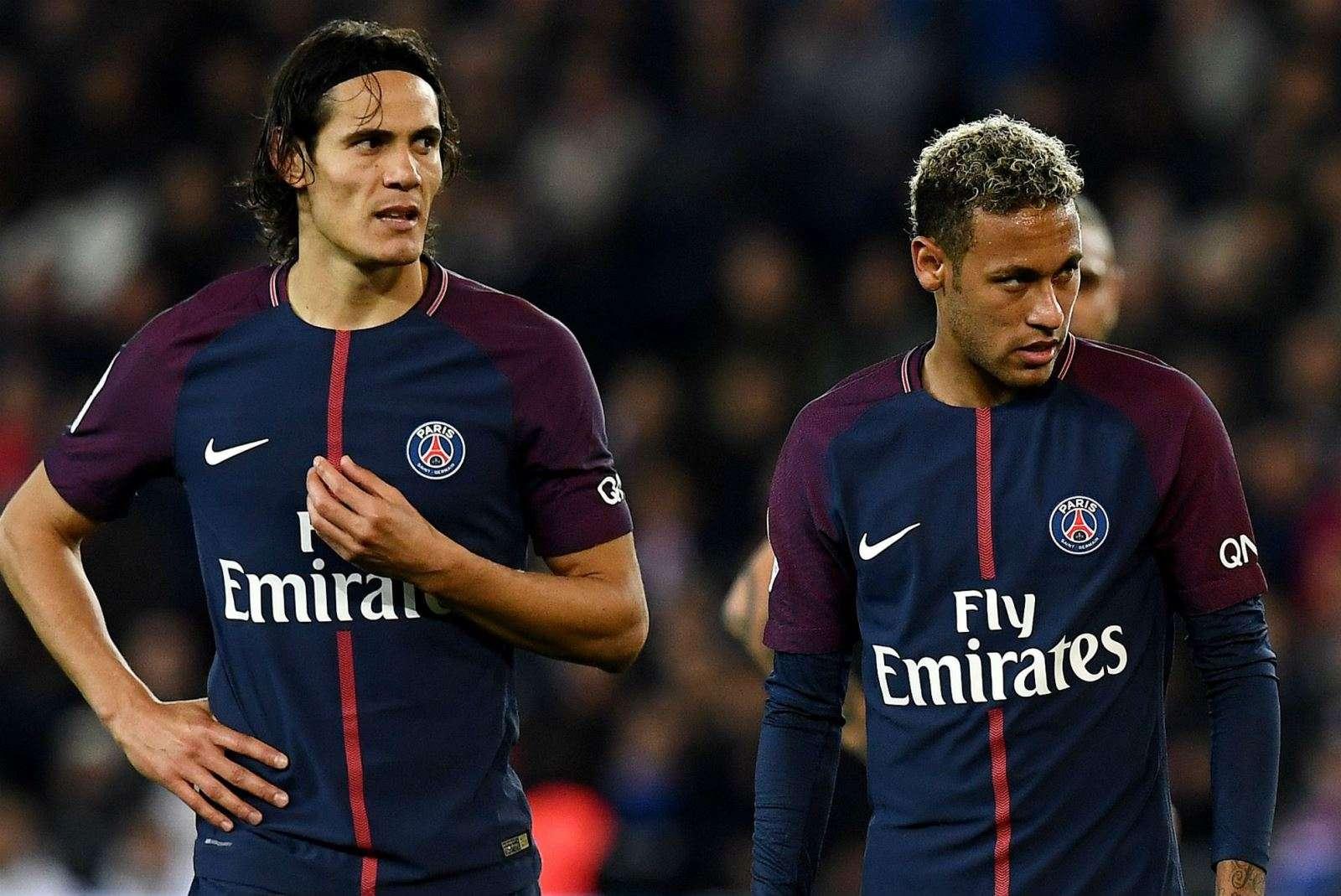 Cavani quyết không nhường penalty cho Neymar