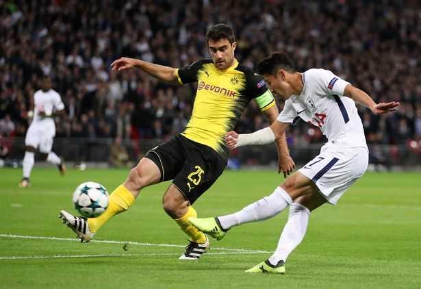 Tottenham 3-1 Dortmund: Vươn tầm châu lục