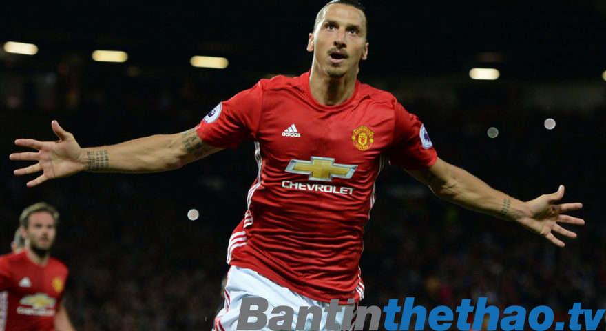 Zlatan Ibrahimovic đã sẵn sàng cho ngày trở lại