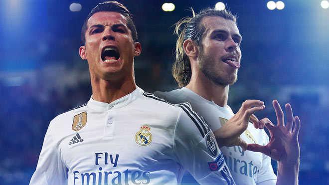 Ronaldo đối đầu căng thẳng với Gareth Bale, phòng thay đồ Real hỗn loạn