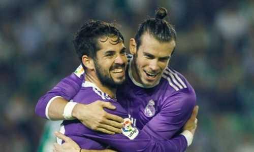 Isco là nhân tố không thể thiếu của Real và tuyển Tây Ban Nha