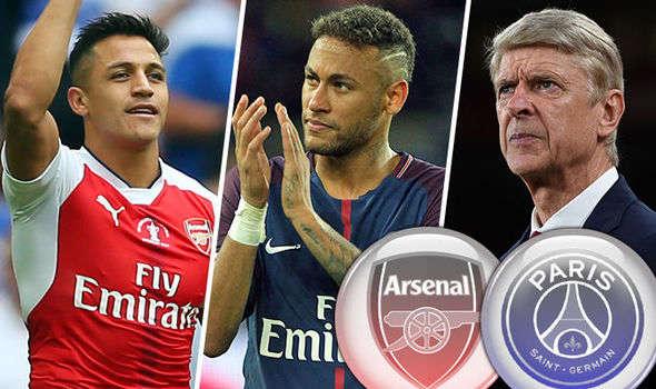 PSG muốn đưa Alexis Sanchez về Paris