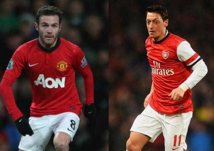 """Mata """"bật bãi"""" khỏi MU nếu Ozil đến, Messi xúi Sanchez đến PSG"""