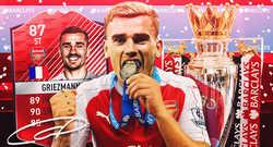 Arsenal cướp Griezmann trước mũi MU, Milan vung 80 triệu bảng mua Aguero