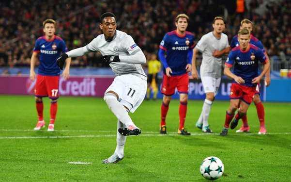 Martial khiến MU sướng rơn, PSG trả 90 triệu bảng mua N'Golo Kante