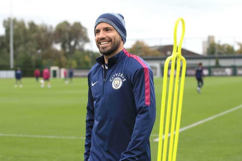 Aguero có thể tái xuất ở cuộc đấu với Stoke