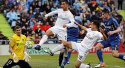 Ronaldo 'khai hỏa', Real có 3 điểm quý giá