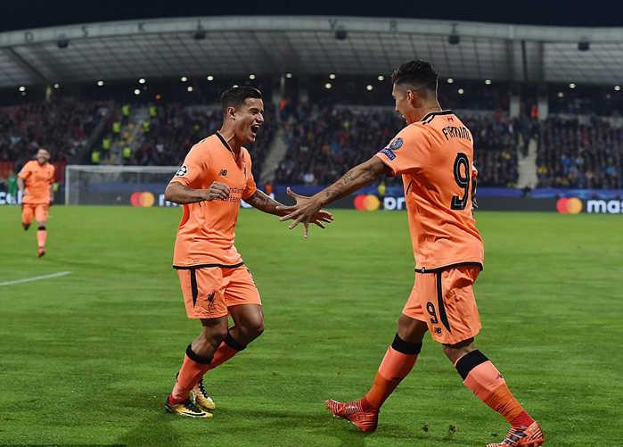 Thi đấu thăng hoa, Liverpool vùi dập Maribor
