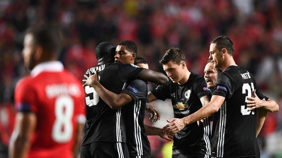 Man United đã thắng 1-0 ở lượt đi