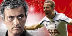 Mourinho nói gì khi Kane không có mặt trong đại chiến?