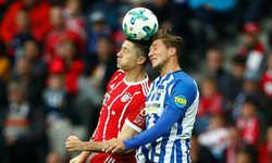 Bayern bị cầm hòa sau khi dẫn hai bàn