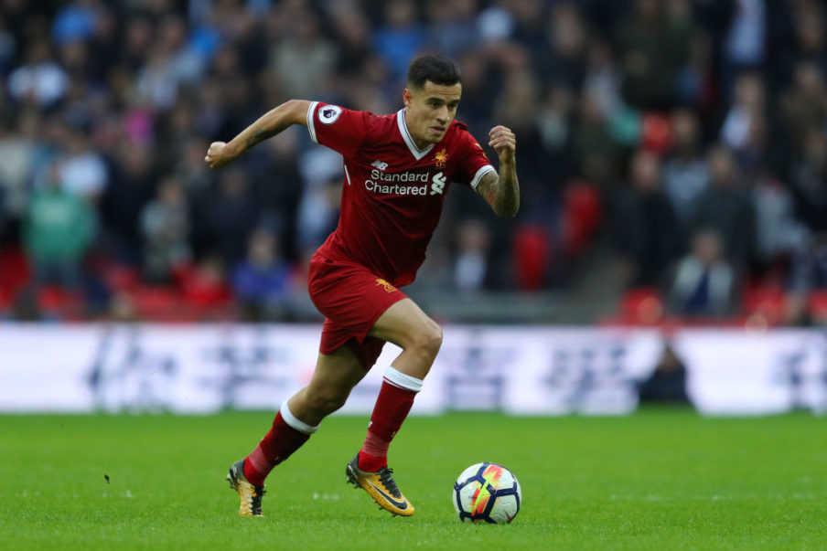 Coutinho sẽ không thể thi đấu cho Liverpool cuối tuần này