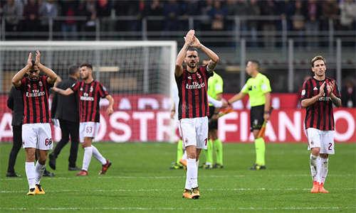 AC Milan vẫn chưa thể chơi như một ông lớn đúng nghĩa, tương xứng với sự kỳ vọng sau chiến dịch chiêu binh rầm rộ hè vừa qua.
