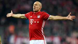 Robben sẽ nói lời chia tay sân cỏ vào năm sau? Wilsherre sẽ có cơ hội ra sân ở Premier League
