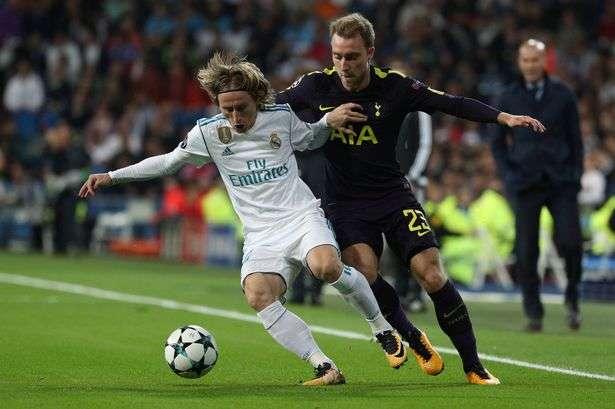Tottenham có cơ hội vượt qua Real Madrid