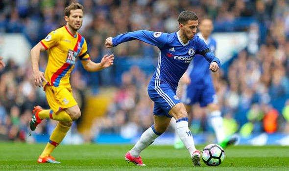 Crystal Palace khó tránh được thất bại trước Chelsea