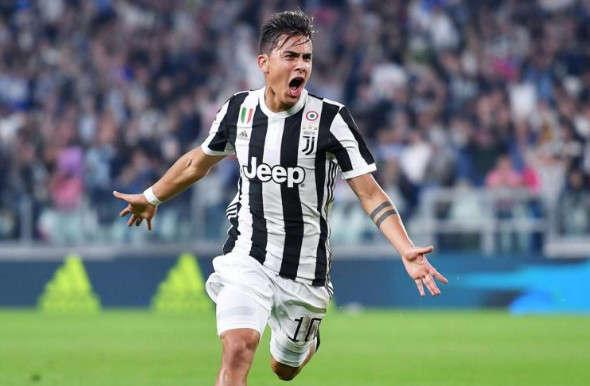 Paulo Dybala và Juventus cần nhanh chóng lấy lại phong độ