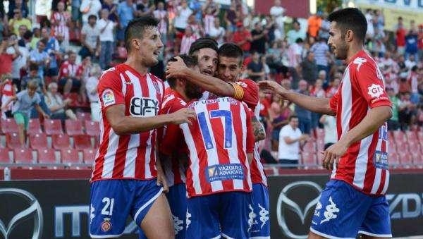 Girona không phải là một đối thủ dễ chịu
