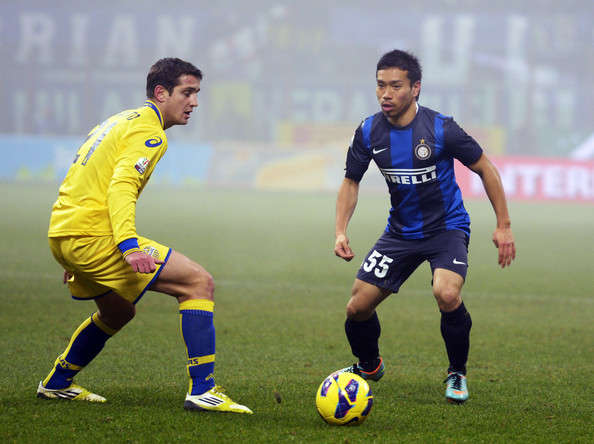 Hellas Verona vs Inter Milan