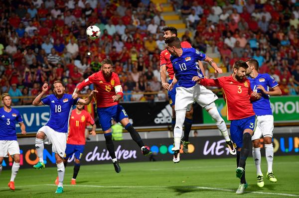 Israel vs Tây Ban Nha