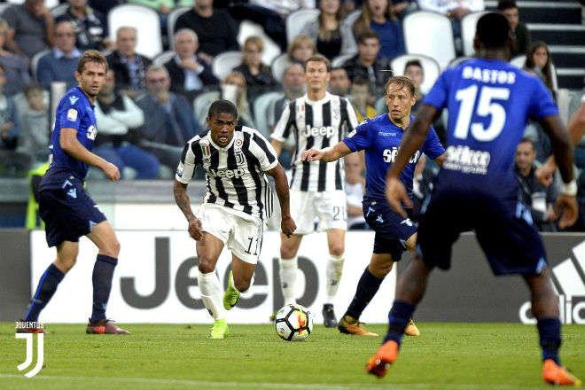 Juventus thua sốc Lazio trên sân nhà