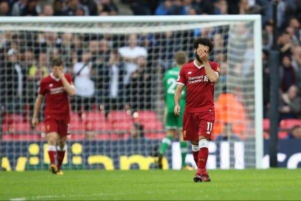 Liverpool dẫn đầu Premir League về việc để lọt lưới nhiều nhất trên sân khách - 15 bàn